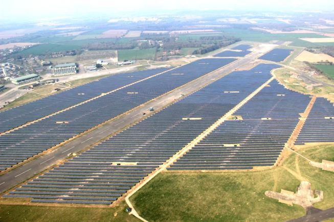 ponad 10 MWp farmy słoneczne
