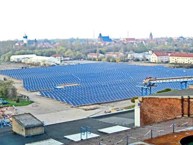 panele PV dachowe